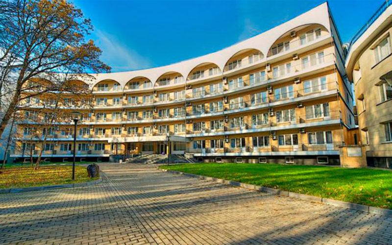 Воздвиженское Парк Отель 4*
